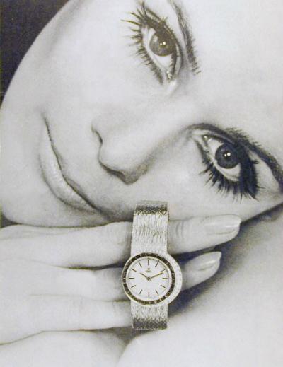 Hình ảnh sang trọng của đồng hồ trang sức cao cấp ebel