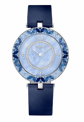 Cùng ngắm chiếc đồng hồ bước ra từ thần thoại của fendi