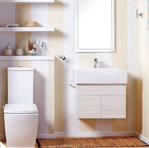 Hướng dẫn giúp phòng tắm nhỏ trở nên rộng rãi sang trọng