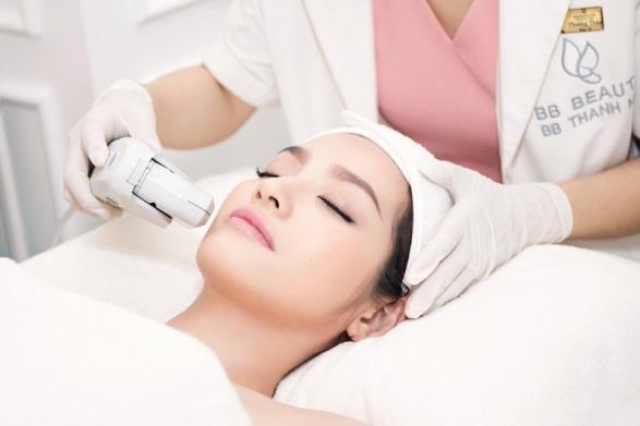 Công nghệ ultherapy trẻ hóa da rất hiệu quả