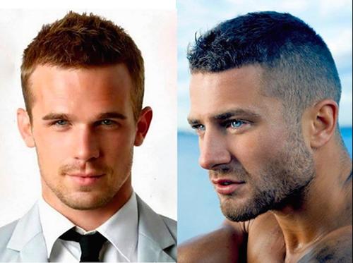 Xu hướng tóc cực chất mà các chàng không thể bỏ qua